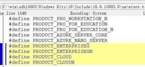 """微软""""Windows 10云""""版可能与云无关"""