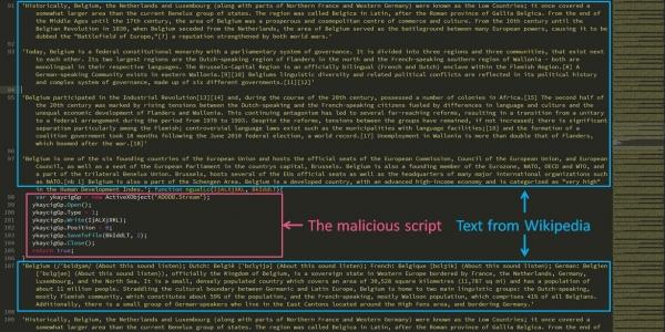 Check Point截获JavaScript文件隐形攻击