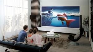 在家看奥运 NEC家用投影机为中国奥运健儿喝彩