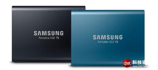 不快不High SAMSUNG移动固态硬盘T5全球震撼发布