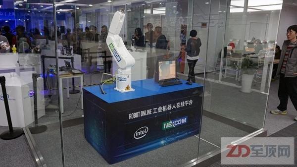 英特尔为支持机器人产业技术创新做了什么?