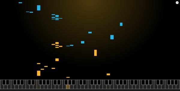 谷歌人工智能二重奏  机器人与人钢琴合奏