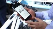 爱立信在巴展上的黑科技:互联网电子自行车