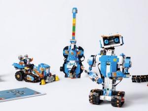 孩子们注意啦 Lego Boost打算把所有乐高玩具变成可编程机器人