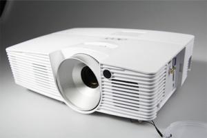 Acer宏�D610D超值投影机 家用办公一机解决