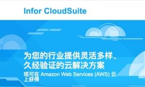 2016年度ZD至顶网凌云奖: Infor CloudSuite