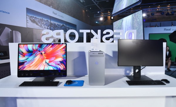 戴尔Computex2017三款新品:Inspiron灵越一体机和灵越MAX游戏台式机