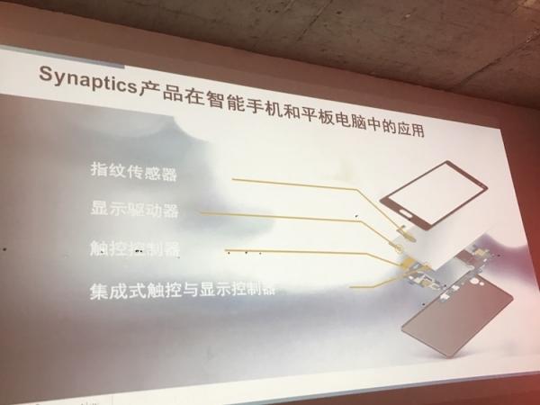 智能手机下一个潮流是什么?Synaptics:屏内指纹识别手机年内问世