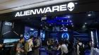 ChinaJoy首日Alienware强势来袭 极致游戏体验进行中