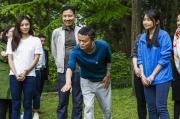 马云植物园里听自然:桃源里自然中心4月21日在杭州开课