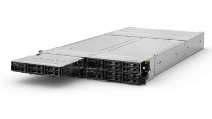灵活适应,容量一流 Lenovo ThinkSystem SD530前景可期