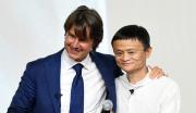 马云站台《碟5》首映礼 与汤姆·克鲁斯跨界对话