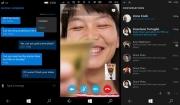 变身iMessage:Windows 10移动系统集成新测试版Skype