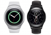 三星发布首款圆形智能手表Gear S2 挑战苹果、谷歌