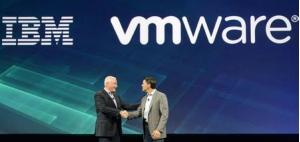 """共推企业混合云 IBM与VMware""""相爱相杀"""""""