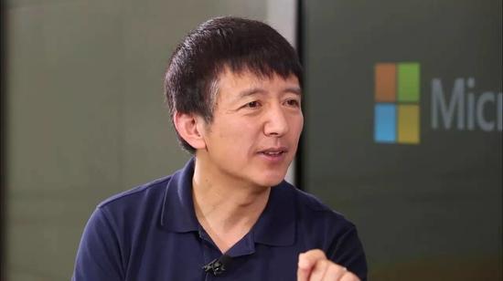 王永东任微软全球资深副总裁 曾主持小冰研究开发