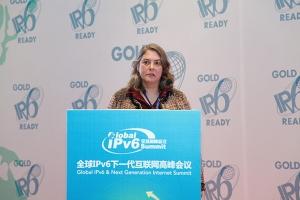ICANN董事Suzanne Woolf:未来互联网名字、地址、标识体系