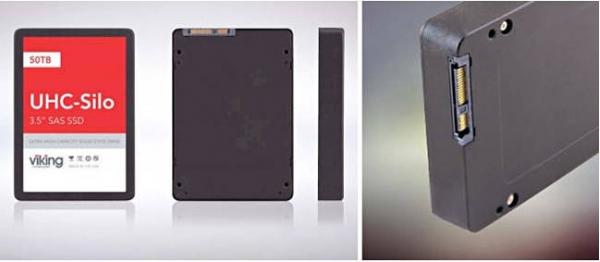 """""""维京""""风暴席卷存储领域——50 TB SAS SSD正式亮相"""