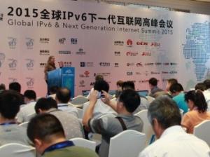 "IPv6成""互联网+""基石 助力实现万物互联"