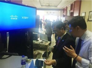 XSKY携手思科开启医疗数据实时在线新时代