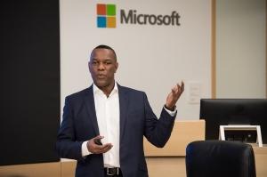 都谈数字化转型,微软有啥不同?