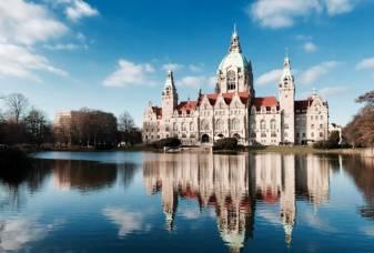 汉诺威,一座集美貌与智慧于一身的城市!