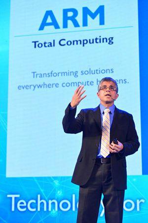 """要把人工智能提速50倍的ARM,却依然坚持做""""通用的计算架构"""""""