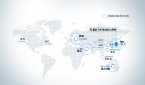 阿里云日本开服  全球化业务再迈一步