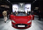 特斯拉Model S被评选为2015年最畅销电动车