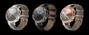 采用圆形表盘设计!华硕ZenWatch 3智能手表耀眼登场