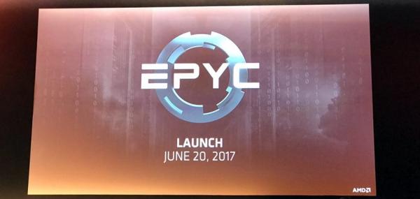 """开启反扑模式 AMD给服务器市场空投一枚名为""""EPYC""""的炸弹"""