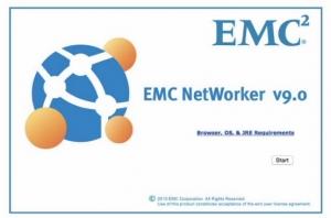 简约而不简单:备份软件EMC NetWorker 9悄然推出