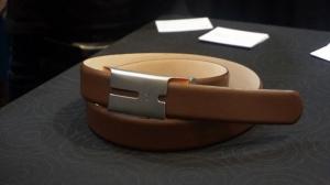 CES2016:私人订制款 Belty智能腰带