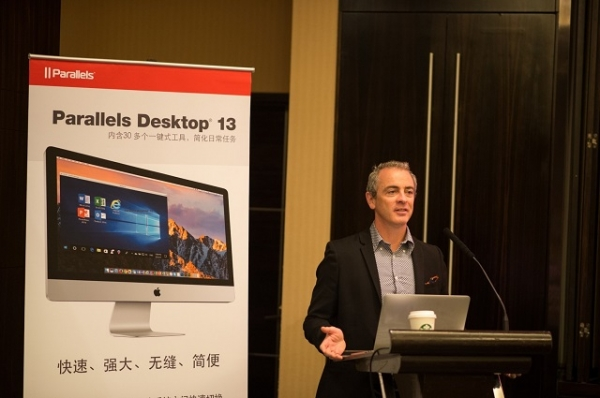 双向打通Windows和macOS Parallels Desktop 13 for Mac在创新路上又前进了一步