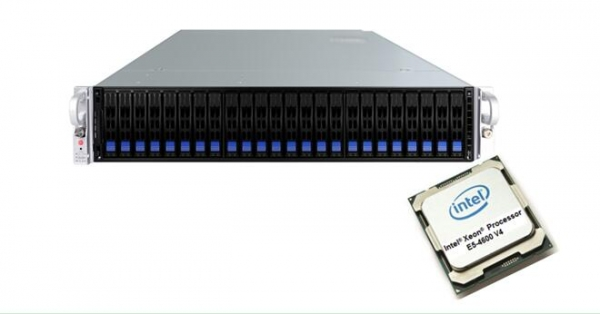 聚焦企业关键业务应用 杰和推四路服务器解决方案