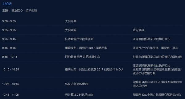 """网易20周年办云创大会,以""""技术""""赋能""""商业"""""""