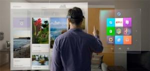 微软绘出Windows 10混合现实路径图