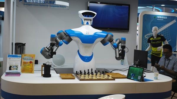 """COMPUTEX 2017:商业应用""""井喷式""""发展 串联B2B产业供应链"""