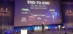 Mellanox一场别开生面的发布会揭露全新端到端的以太网产品家族