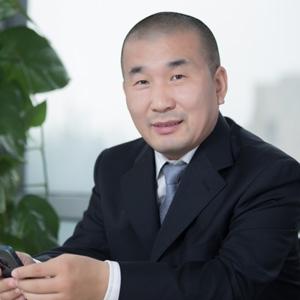 阚志刚 梆梆安全创始人兼CEO