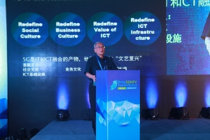 中国科学院声学研究所研究员侯自强:SDN/NFV+5G