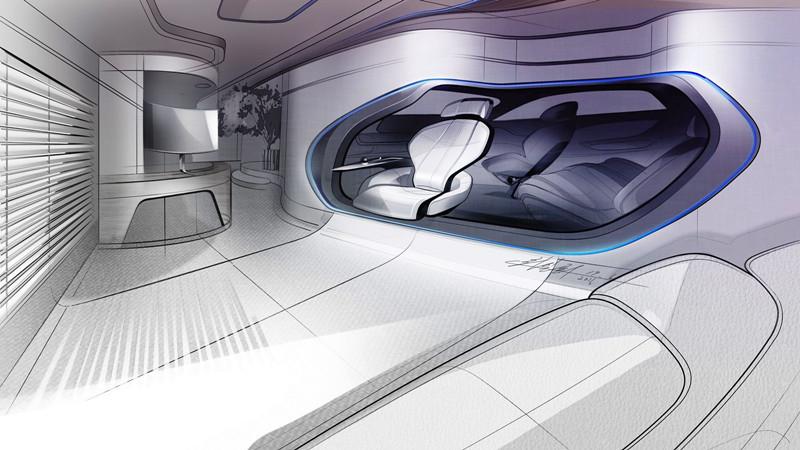 现代汽车最新概念 将汽车连接到家里