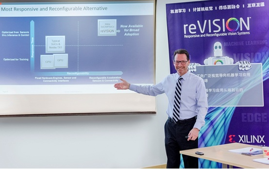 Xilinx 藉 reVISION洗牌机器学习开发市场