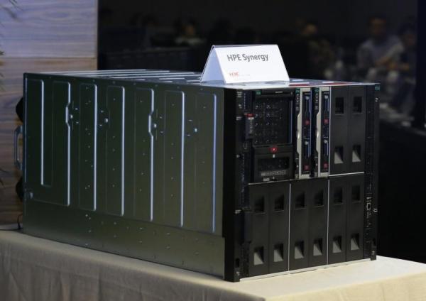 新经济时代新引擎新华三Synergy重新定义融合架构