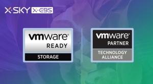 拥抱商业虚拟化生态,XSKY获VMware Ready Storage认证