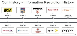 软银首席执行官孙正义:ARM是个数十年的物联网赌注