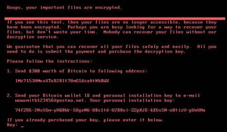 赛门铁克针对勒索软件Petya发布全球预警
