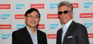 联想携手SAP打造高端解决方案  对接全新数字经济时代