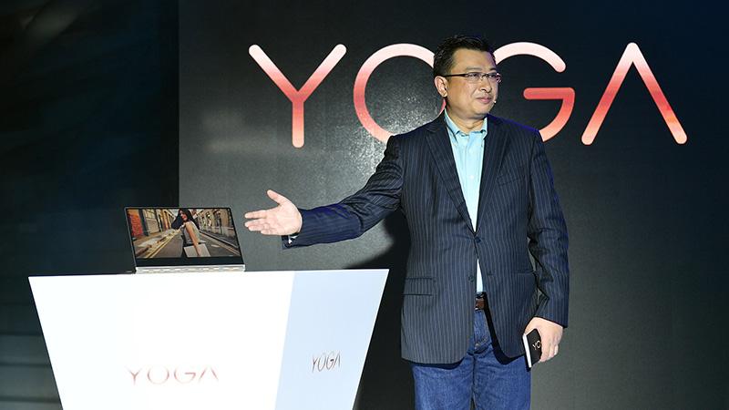 应用场景细分化 联想YOGA系列产品全线换代