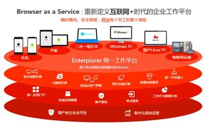 云适配推出浏览器即服务 打造客户端的云计算服务